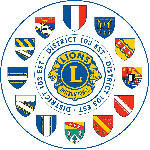 Lions Clubs District 103 Est Logo